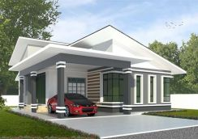 Rumah Banglo Dalam Bandar Baru Pasir Pekan
