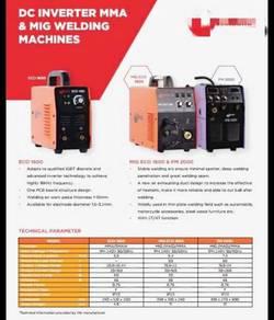 MIG ECO Welding Machine c/w Accessories