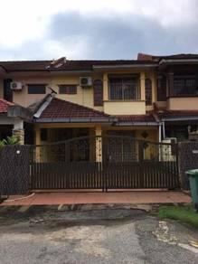 Kuantan, Rumah Double Storey Terrace IM2 Untuk Dijual