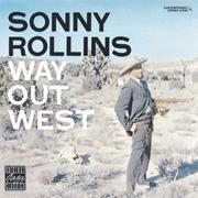 Sonny Rollins Way Out West LP