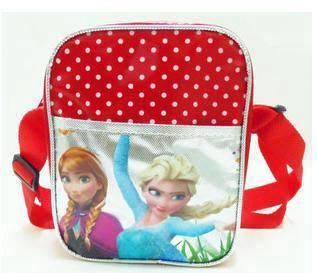 Frozen anna elsa medium sling bag