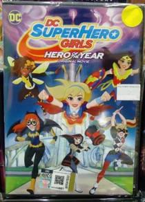 DVD ANIME DC Movie DC SuperHero Girls