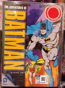 DVD ANIME DC Movie The Adventures of Batman (2DVD)