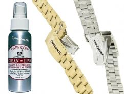 Cape Cod Polish Spray for Brushed and Satin Metal