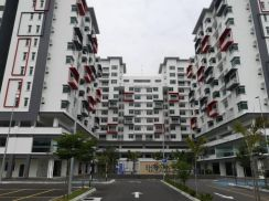 Near INTI International University 4 Bedroom Newly Condo