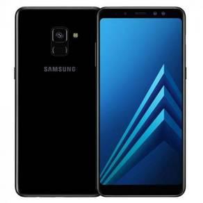 Samsung Galaxy A8 2018 [32GB+4GB RAM] MY Set BARU