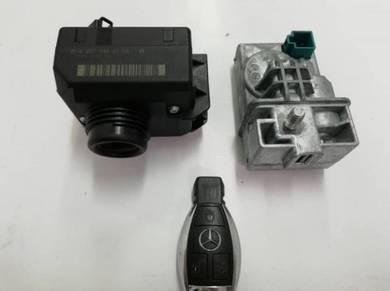 Steering lock mercedes benz c-class w 204
