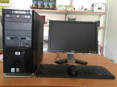 Set Komputer 2nd HP