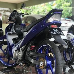2014 Yamaha 125Z