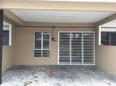 Single Storey Terrace 22 x 90 in Taman Bandar Ekar