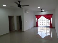 NEW CONDO, The Holmes, Partly Furnished, Bandar Tun Razak, Cheras