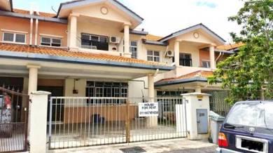Double Storey House for Rent, Desa Kolej Nilai