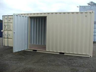 CUSTOMIZED CONTAINER Storage