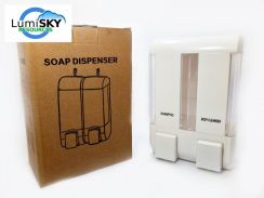 Shower Gel & Shampoo Dispenser