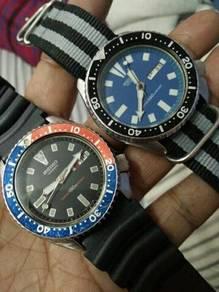 Seiko 6309 diver vintage
