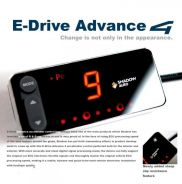 POWER BOOSTER E-DRIVE throttle controller PORSCHE