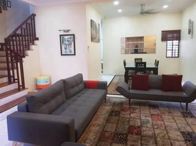 2 sty Renovated Damai jasa Alam Damai Cheras Nice Cond