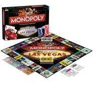 Factory Sealed Monopoly Fabulous Las Vegas Edition
