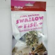 Bioline Snack Kucing Ikan Kering