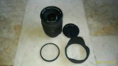 Sigma DC 18-250mm f/3.5 - 6.3 macro OS HSM Canon E