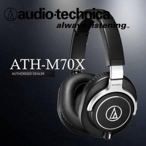 Audio-Technica ATH-M70x Monitor Headphone (M70x)