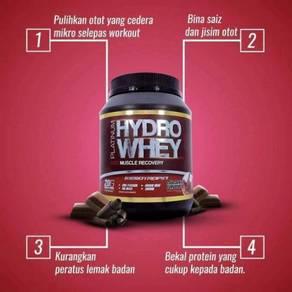 Whey protein dari MESOTROPIN (trusted seller)