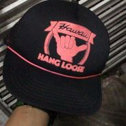 Cap hawaii