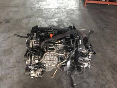 Honda civic r18a engine complete set