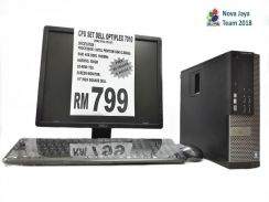 Dell Optiplex 7010 home and Office pc set