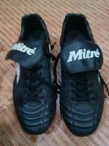 Vintage Mitre Football Shoes Kasut like Adidas