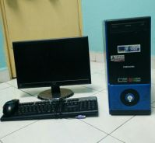 Lenovo desktop 3157CTO Motherboard & AOC LCD