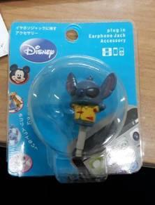 Disney Plug In Earphone Jack Accessory