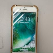 Iphone 6 MYset Gold