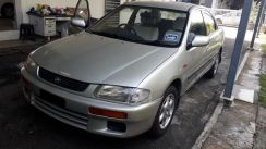 Used Mazda 323 for sale