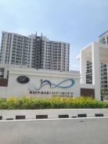 ROYALE INFINITY CONDO Studio Unit for Rent