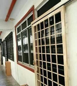Salam satu malaysia.rumah flat untk dijual