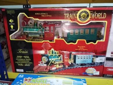 Big train wolrd