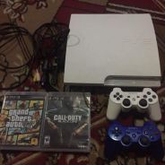 Ps3 320gb Condition tip top 2controller