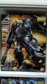 Gundam ms 06r-1a zaku ii