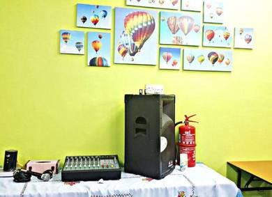 Bilik Seminar /Meeting/Training room, JB