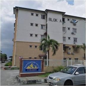 LELONG No.A-4-7, Apartment Bayu, Jalan Mawar, Taman Bukit Serdang