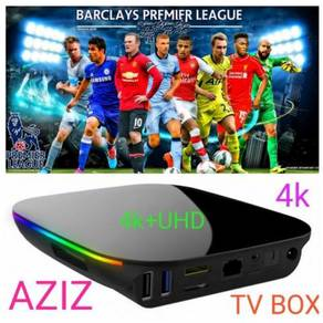 4k android Box QUHD PRO set COMPLET tv box