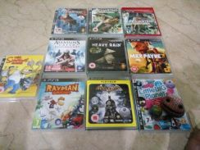 Cheap PS3 Games