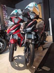 Benelli rfs 150 loan kedai dp rendah new color