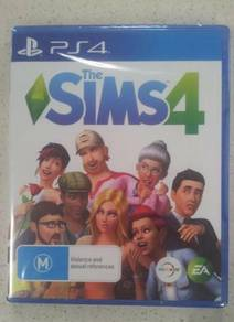 NEW AND SEALED PS4 Game The Sims 4