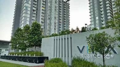 (Booking 2k only) Vina Residency Cheras (Corner unit)