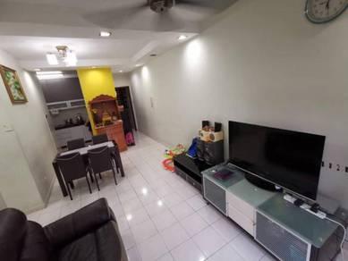 Impian Senibong Apartment Permas Jaya Fully Renovation