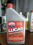 Lucas Engine Oil made in USA