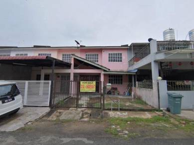 Worth Buy Full Loan Sri Layang Double Storey Terrace House Below Bank