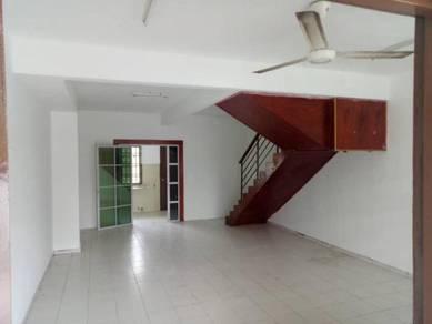 Full loan tmn scientex double storey 3b2b